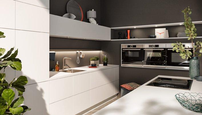 Ergonomie in de keuken werkdriehoek | Satink Keukens