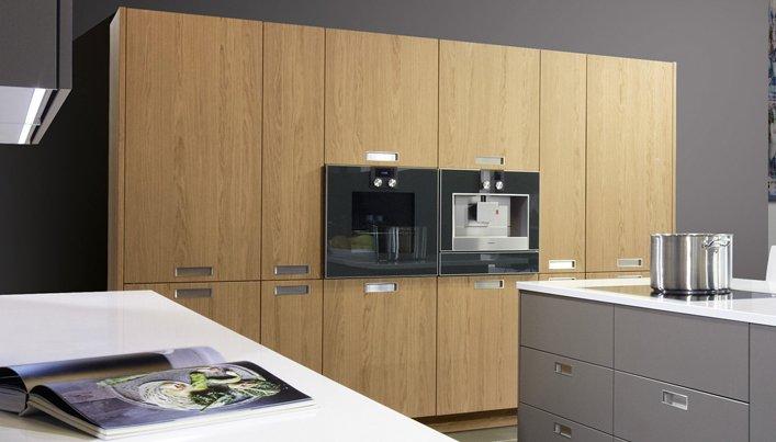 Keukenapparatuur ergonomische keuken | Satink Keukens