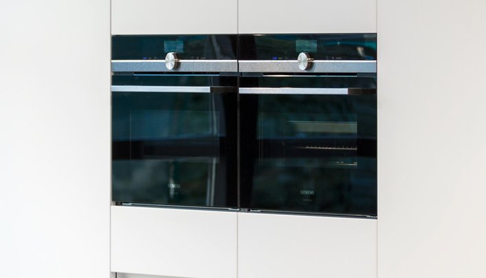 Home Connect oven Siemens | Satink Keukens