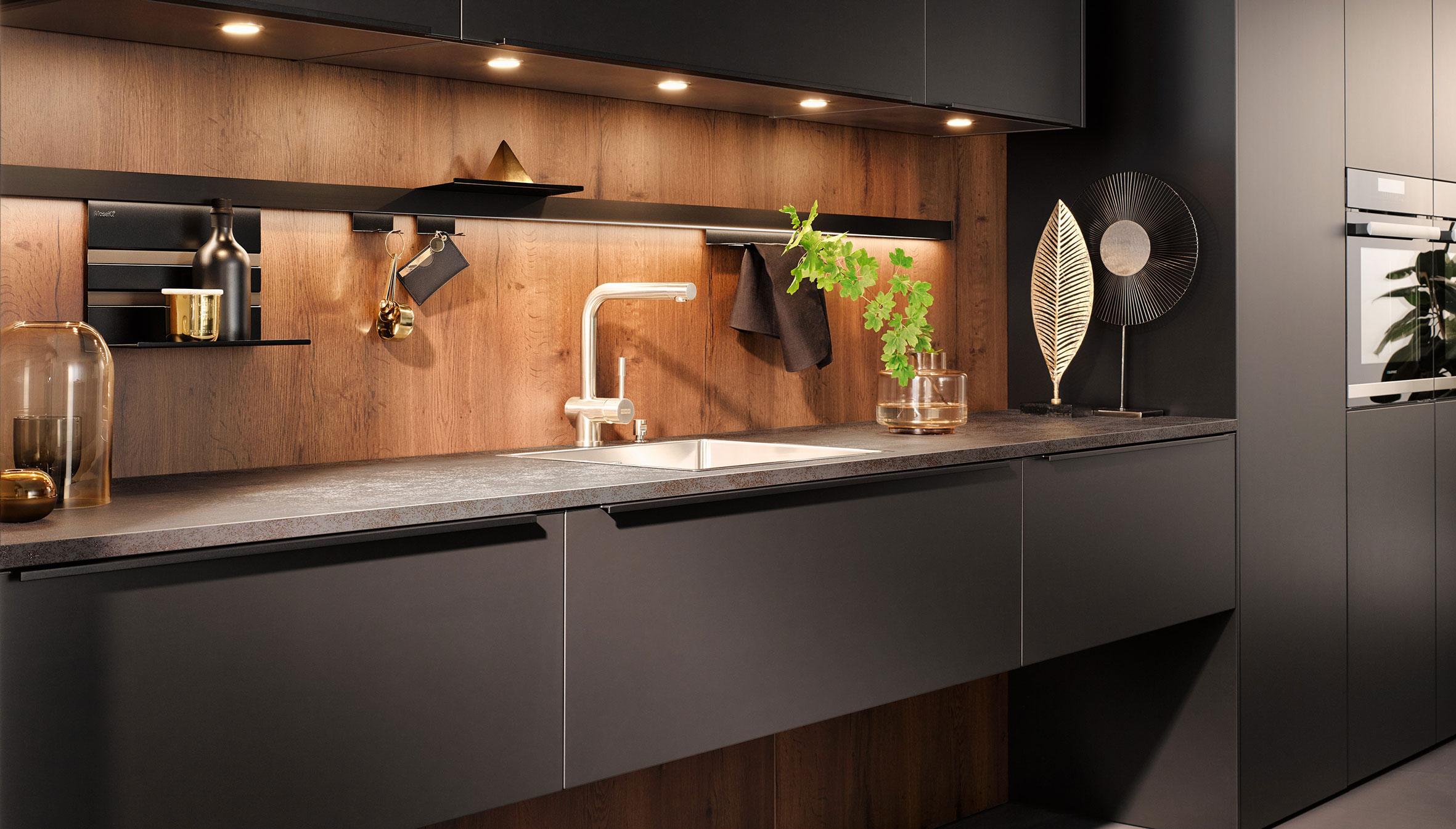 Leuke Ideeen Voor Een Stijlvolle Keukenwand Satink Keukens