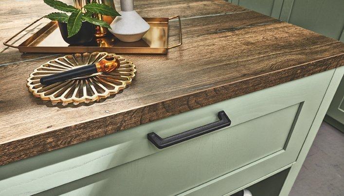 Houten keukenblad onderhouden | Satink Keukens