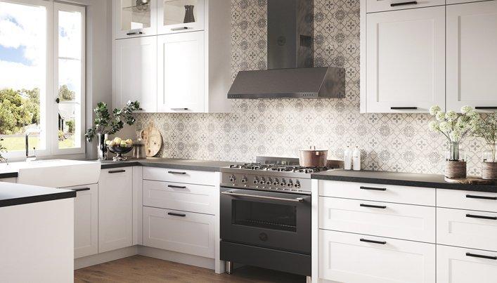 Tegels keukenwand | Satink Keukens