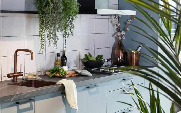 Een Kleine Keuken Inrichten Keukeninspiratie Opdoen