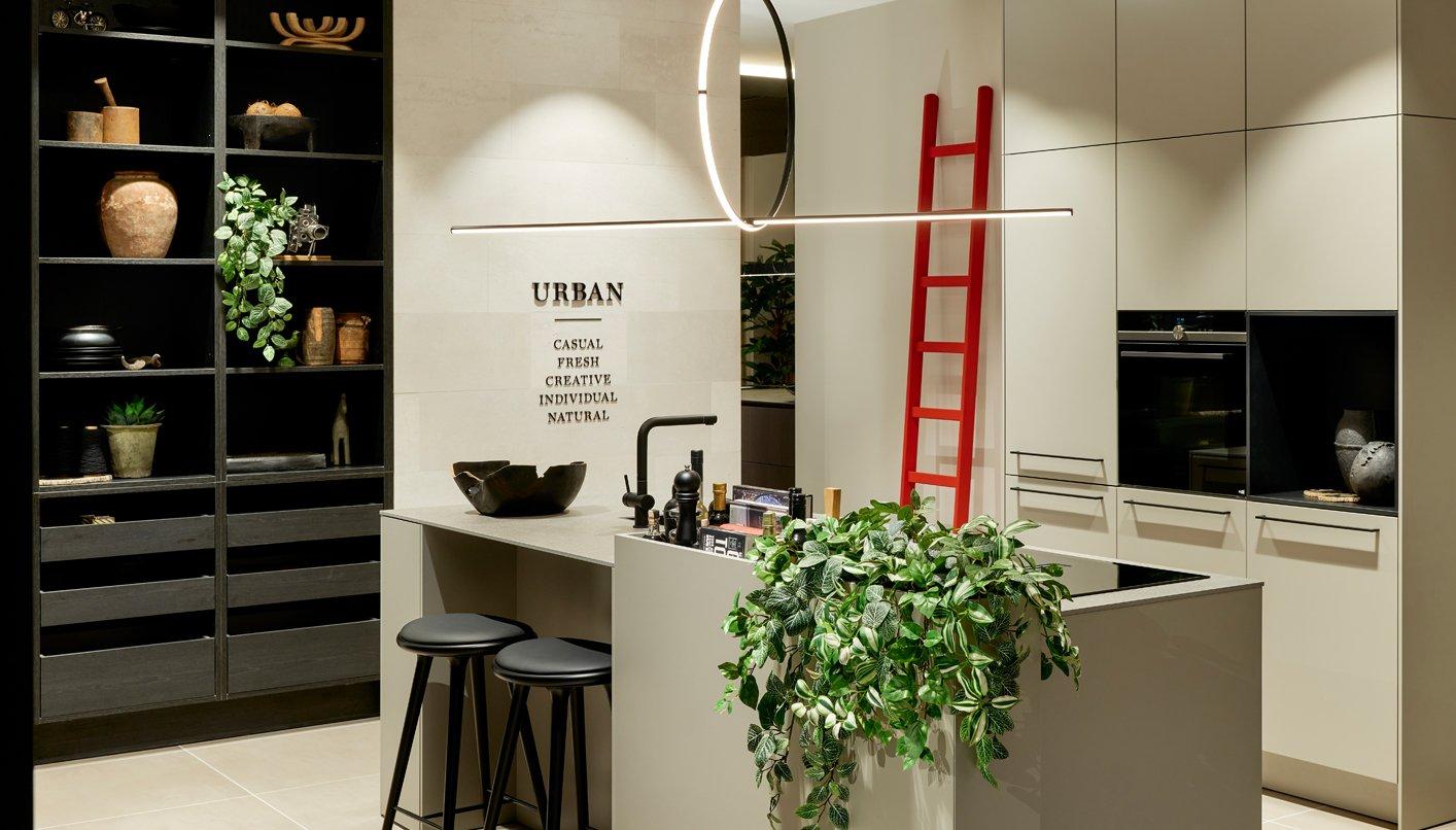 SieMatic Urban lifestyle | Satink Keukens