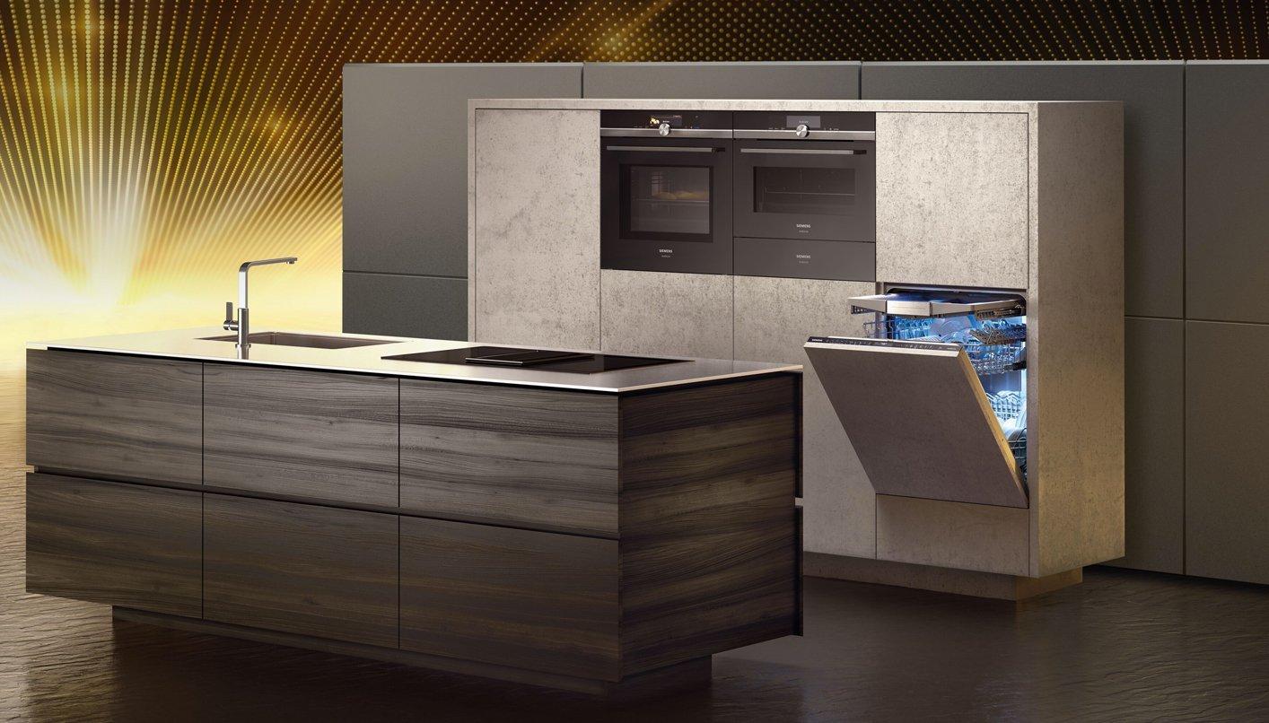 Siemens studioLine keukenapparatuur | Eigenhuis Keukens