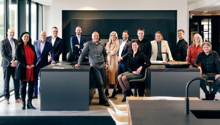 Team Satink Keukens 2021