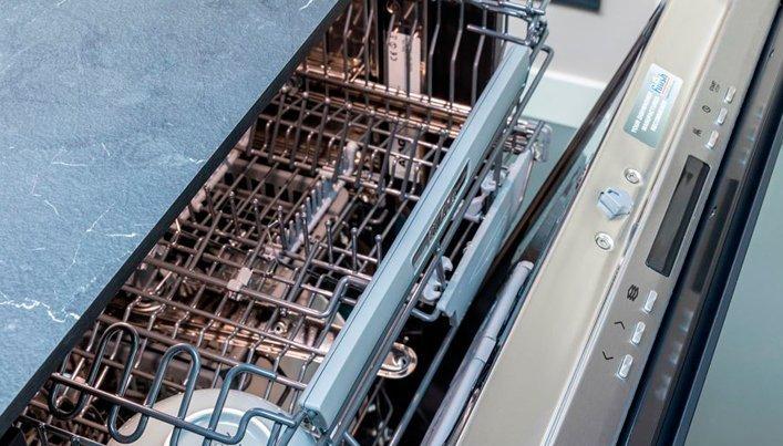 Tips vaatwasser onderhouden | Satink Keukens