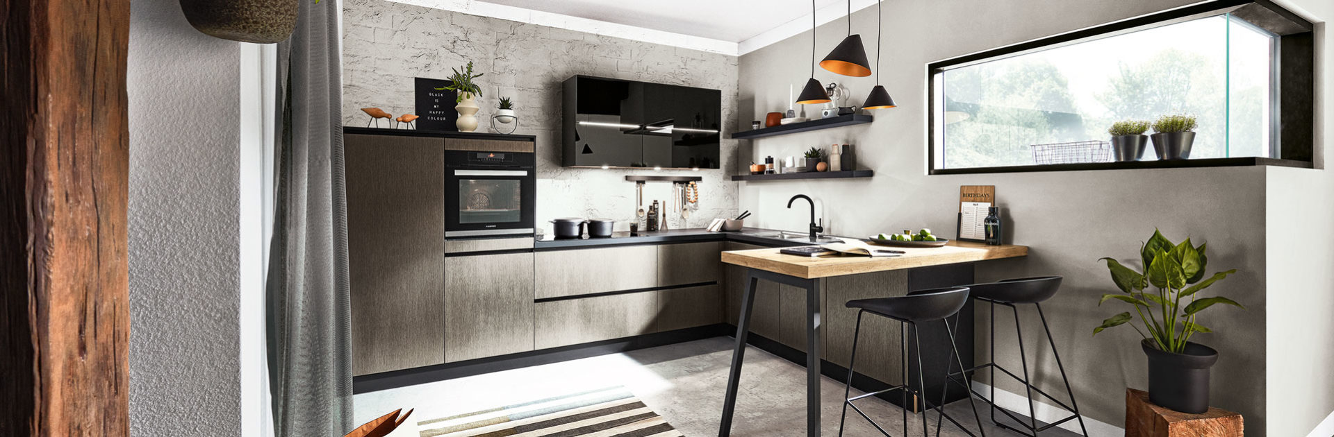 Leuke Keuken Ideeen.Leuke Ideeen Voor Een Stijlvolle Keukenwand Satink Keukens