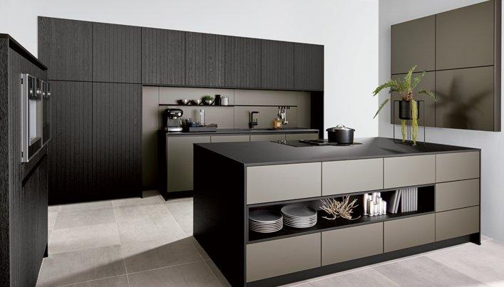 Tweekleurige keuken | Satink Keukens