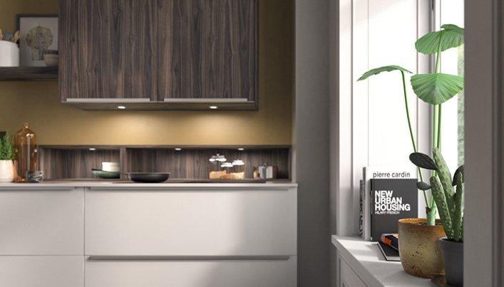 Tweekleurige keuken | Two tone keuken | Satink Keukens